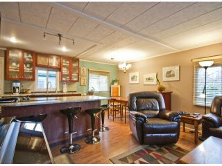 Photo 6: 31539 LOMBARD Avenue in Abbotsford: Poplar Manufactured Home for sale : MLS®# F1429021