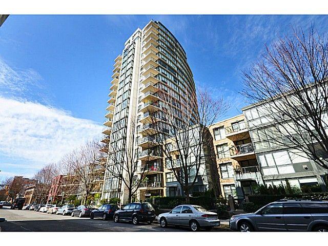 Main Photo: # 1302 1483 W 7TH AV in Vancouver: Fairview VW Condo  (Vancouver West)  : MLS®# V1052673