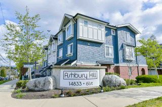 Photo 1: 135 14833 61 AVENUE in Surrey: Sullivan Station Townhouse for sale : MLS®# R2359702