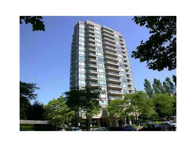Main Photo: 1402 9633 MANCHESTER Drive in Burnaby: Cariboo Condo for sale (Burnaby North)  : MLS®# V965046