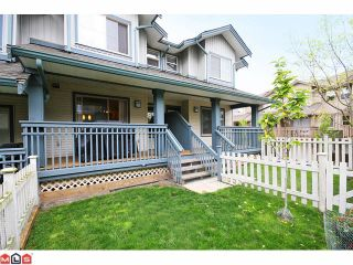 """Photo 10: 84 19250 65TH Avenue in Surrey: Clayton Townhouse for sale in """"SUNBERRY COURT"""" (Cloverdale)  : MLS®# F1012417"""