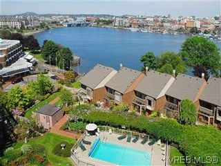 Photo 1: 511 225 Belleville St in VICTORIA: Vi James Bay Condo for sale (Victoria)  : MLS®# 585455