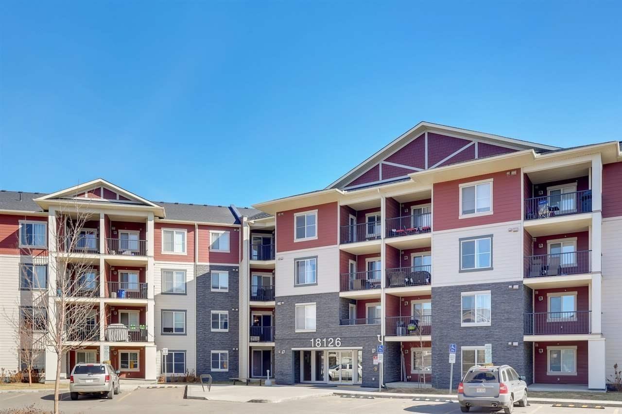 Main Photo: 317 18126 77 Street in Edmonton: Zone 28 Condo for sale : MLS®# E4266130