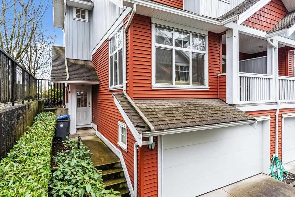 """Main Photo: 4 6785 193 Street in Surrey: Clayton Townhouse for sale in """"Madrona"""" (Cloverdale)  : MLS®# R2554269"""