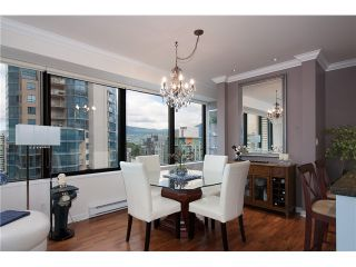 Photo 6: # 1514 1333 W GEORGIA ST in Vancouver: Coal Harbour Condo for sale (Vancouver West)  : MLS®# V1073494