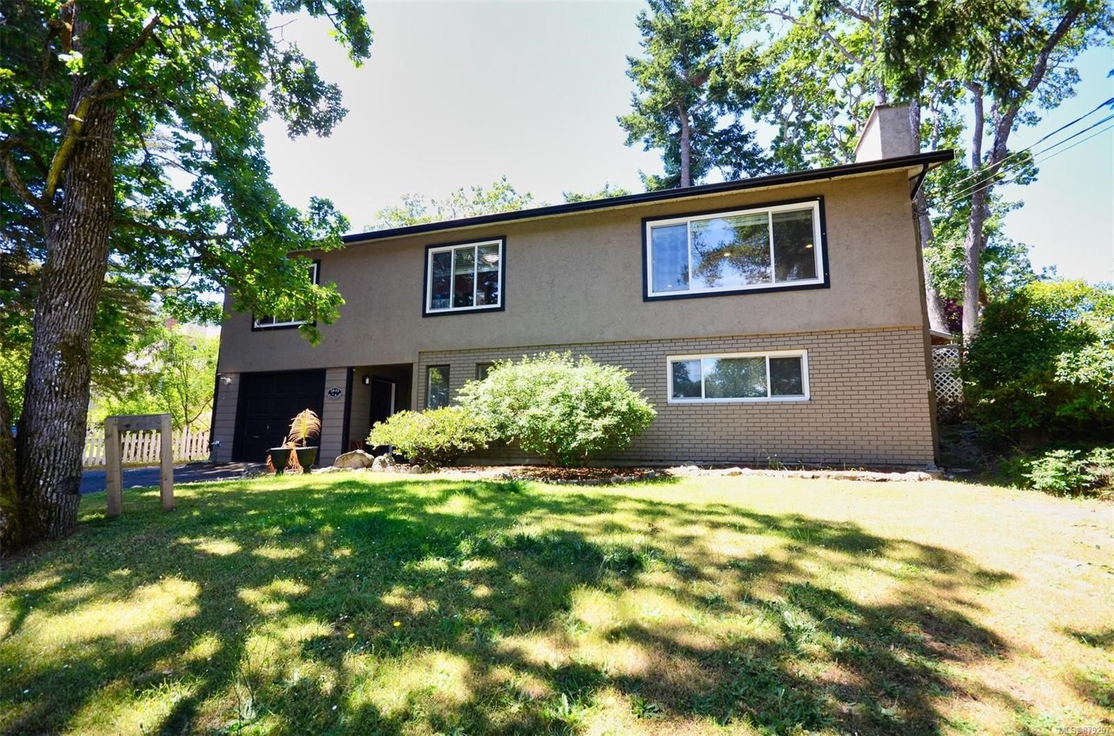 Main Photo: 3640 Blenkinsop Rd in : SE Maplewood House for sale (Saanich East)  : MLS®# 879297