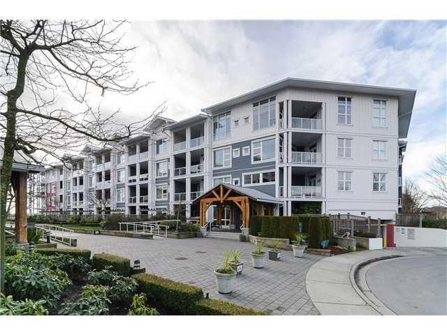 """Main Photo: 313 4500 WESTWATER Drive in Richmond: Steveston South Condo for sale in """"COPPER SKY WEST/STEVESTON SOUTH"""" : MLS®# V1065529"""