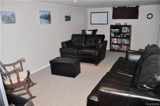 Photo 15: 454 Kildarroch Street in Winnipeg: Sinclair Park Residential for sale (4C)  : MLS®# 1711503