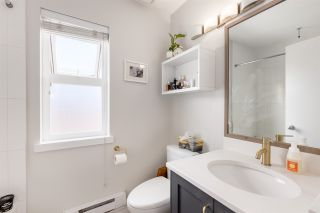 Photo 11: 5 1638 E GEORGIA STREET in Vancouver: Hastings Townhouse for sale (Vancouver East)  : MLS®# R2456682