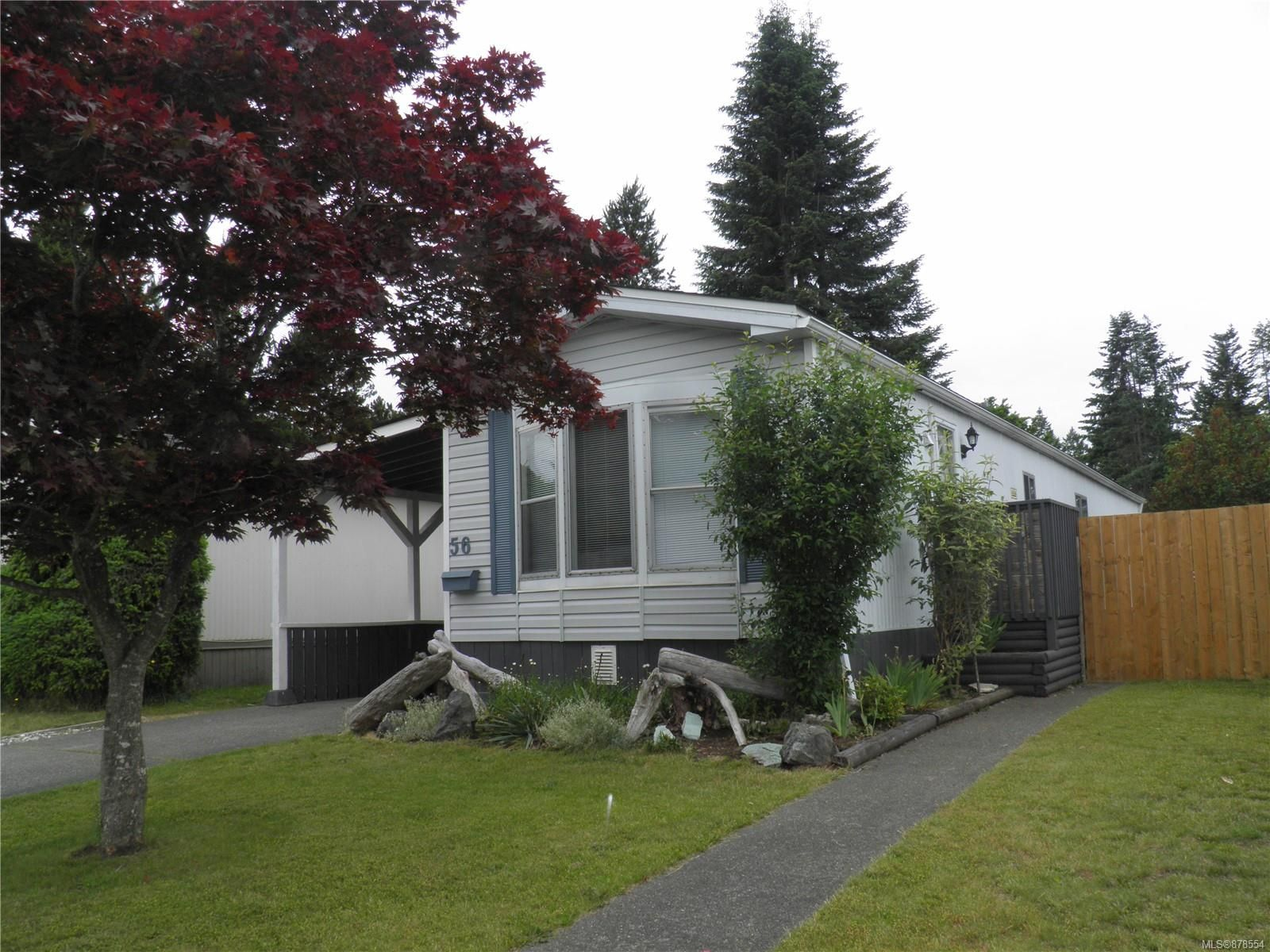 Photo 2: Photos: 56 390 Cowichan Ave in : CV Courtenay East Manufactured Home for sale (Comox Valley)  : MLS®# 878554