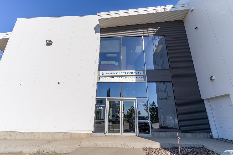 Main Photo: 201 100 Centre Street: St. Albert Office for sale : MLS®# E4265544