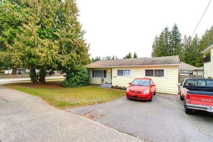 Main Photo: 680 BLUE MOUNTAIN STREET in : Coquitlam West House for sale : MLS®# R2279163