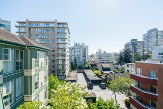 """Photo 15: 408 1928 NELSON Street in Vancouver: West End VW Condo for sale in """"WESTPARK HOUSE"""" (Vancouver West)  : MLS®# R2592664"""