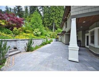 Photo 14: 2311 DUNLEWEY Place in West Vancouver: Whitby Estates House for sale : MLS®# V1004668