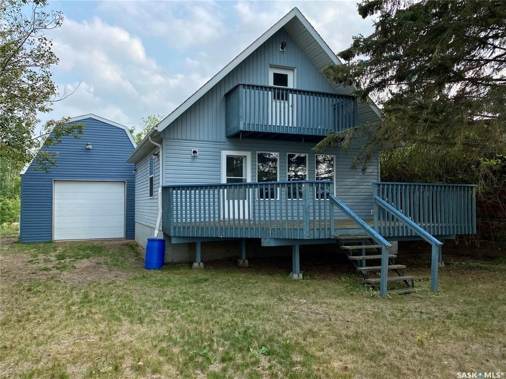 Main Photo: 19 Diehl Drive in Leask: Residential for sale (Leask Rm No. 464)  : MLS®# SK864895