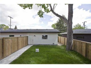 Photo 19: 2214 32 Street SW in CALGARY: Killarney_Glengarry Residential Attached for sale (Calgary)  : MLS®# C3631823