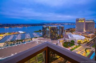 Photo 17: DOWNTOWN Condo for rent : 2 bedrooms : 200 Harbor Dr #3602 in San Diego