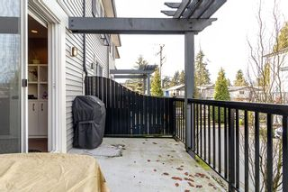 """Photo 19: 14 2495 DAVIES Avenue in Port Coquitlam: Central Pt Coquitlam Townhouse for sale in """"ARBOUR"""" : MLS®# R2331337"""