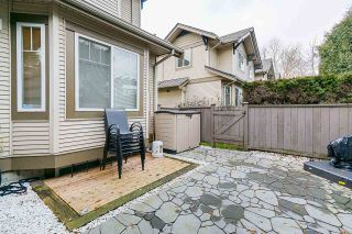 "Photo 38: 41 8888 151 Street in Surrey: Bear Creek Green Timbers Townhouse for sale in ""Carlingwood"" : MLS®# R2533772"