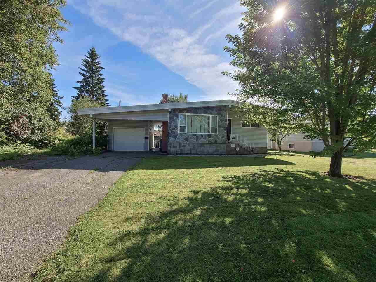 "Main Photo: 1678 KENWOOD Street in Prince George: Connaught House for sale in ""CONNAUGHT"" (PG City Central (Zone 72))  : MLS®# R2491875"