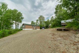 Photo 36: 4428 LAKESHORE Road: Rural Parkland County Manufactured Home for sale : MLS®# E4184645
