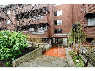 Photo 1: # 101 1827 W 3RD AV in Vancouver: Kitsilano Condo for sale (Vancouver West)  : MLS®# V1079870