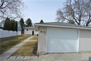 Photo 18: 410 Cabana Place in Winnipeg: Residential for sale (2A)  : MLS®# 1810085