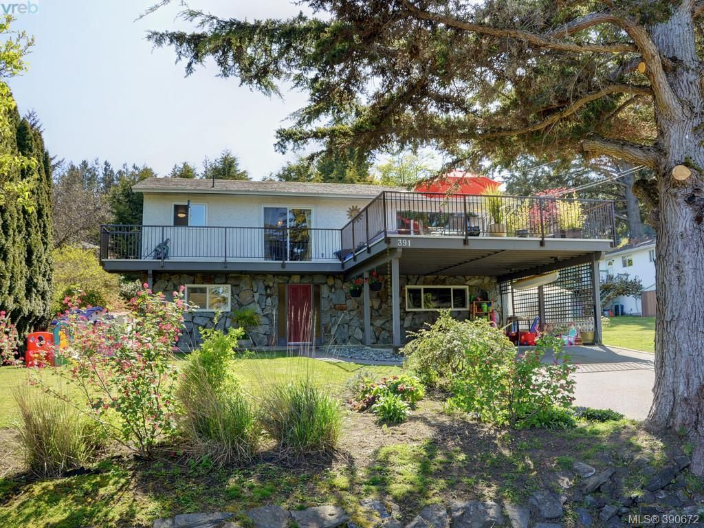 Main Photo: 391 Tamarack Rd in VICTORIA: Co Colwood Corners House for sale (Colwood)  : MLS®# 785284