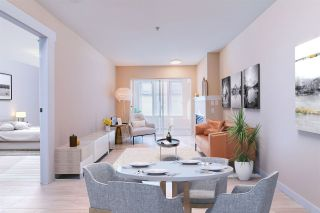 """Photo 2: 315 1503 W 65TH Avenue in Vancouver: S.W. Marine Condo for sale in """"SOHO"""" (Vancouver West)  : MLS®# R2565615"""