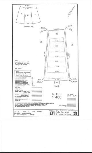 Photo 2: 180 GREENFIELD Way: Fort Saskatchewan Vacant Lot for sale : MLS®# E4238663