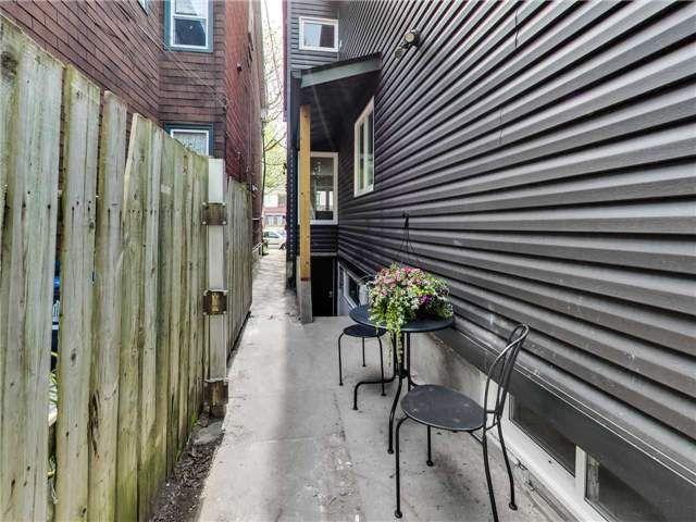 Photo 18: Photos: 601B Pape Avenue in Toronto: South Riverdale House (2 1/2 Storey) for lease (Toronto E01)  : MLS®# E4166068