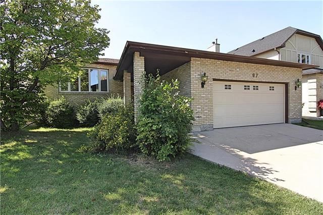 Main Photo: 97 Lindenwood Drive East | Linden Woods Winnipeg