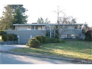 Photo 1:  in VICTORIA: SW Northridge House for sale (Saanich West)  : MLS®# 454281
