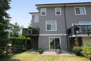 """Photo 20: 21 15075 60TH Avenue in Surrey: Sullivan Station Townhouse for sale in """"NATURES WALK"""" : MLS®# F1446797"""