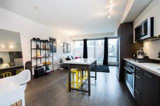 """Photo 2: 408 417 GREAT NORTHERN Way in Vancouver: Strathcona Condo for sale in """"Canvas"""" (Vancouver East)  : MLS®# R2553375"""