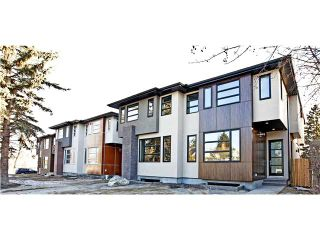 Photo 1: 2206 26 Street SW in CALGARY: Killarney_Glengarry Residential Attached for sale (Calgary)  : MLS®# C3597938
