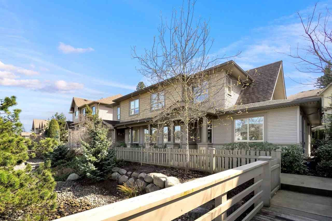 """Main Photo: 101 2738 158 Street in Surrey: Grandview Surrey Townhouse for sale in """"Cathedral Grove"""" (South Surrey White Rock)  : MLS®# R2560930"""
