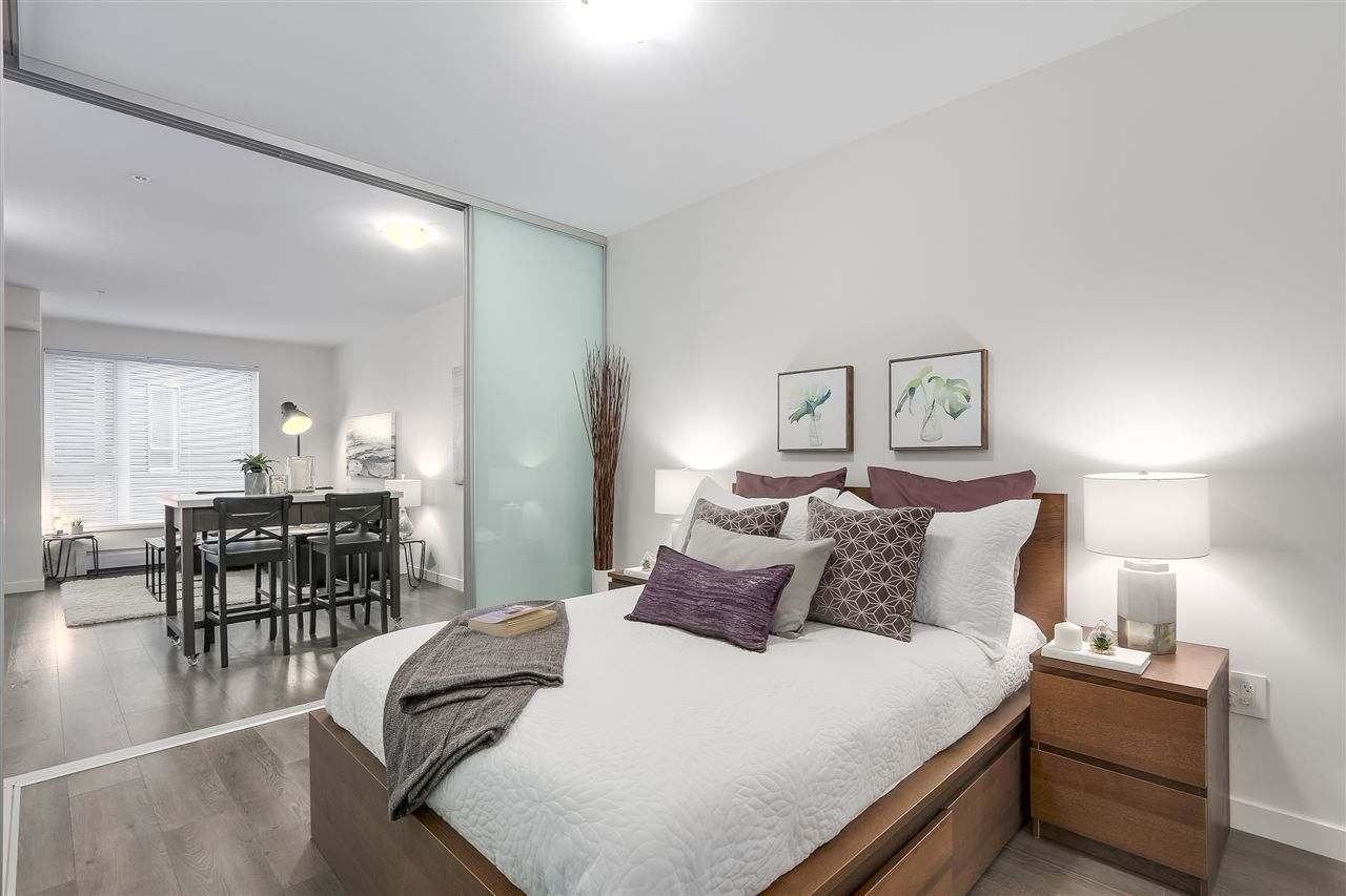 """Photo 11: Photos: 521 384 E 1ST Avenue in Vancouver: Mount Pleasant VE Condo for sale in """"CANVAS"""" (Vancouver East)  : MLS®# R2230543"""