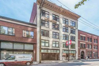 "Main Photo: 503 1180 HOMER Street in Vancouver: Yaletown Condo for sale in ""The McMaster"" (Vancouver West)  : MLS®# R2559663"