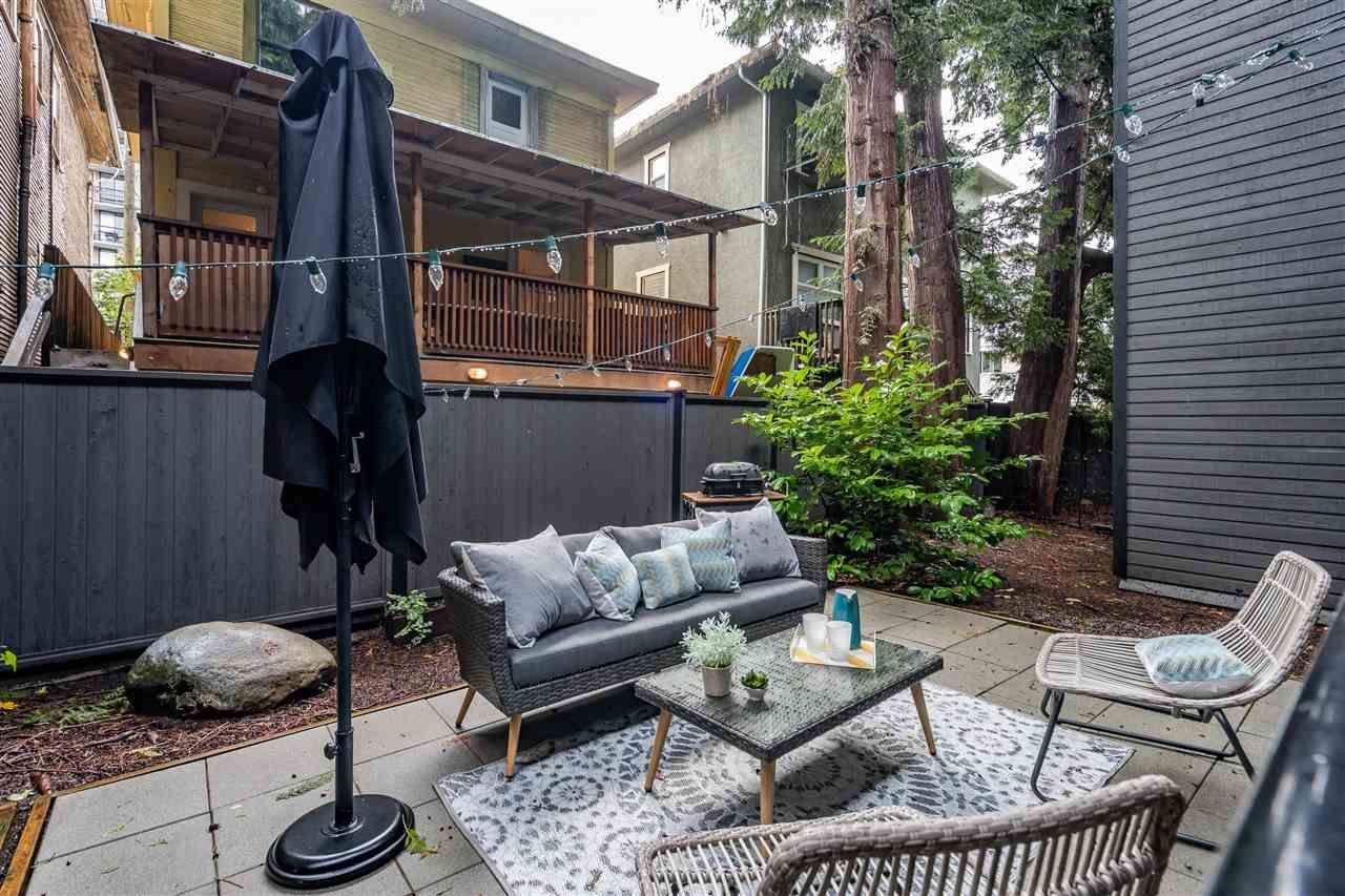 """Main Photo: 216 1550 BARCLAY Street in Vancouver: West End VW Condo for sale in """"THE BARCLAY"""" (Vancouver West)  : MLS®# R2503224"""