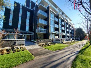 """Photo 1: 205 5058 CAMBIE Street in Vancouver: Cambie Condo for sale in """"BASALT"""" (Vancouver West)  : MLS®# R2527780"""