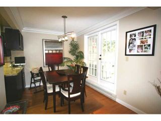"""Photo 4: 7 6771 COONEY Road in Richmond: Brighouse Townhouse for sale in """"PARK AVENUE"""" : MLS®# V892077"""
