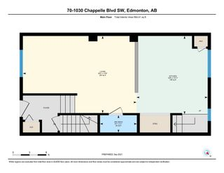 Photo 3: 70 1030 CHAPPELLE Boulevard in Edmonton: Zone 55 Townhouse for sale : MLS®# E4262556