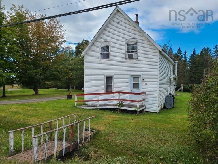 Main Photo: 443 Brookside Road in Upper Brookside: 104-Truro/Bible Hill/Brookfield Residential for sale (Northern Region)  : MLS®# 202125187