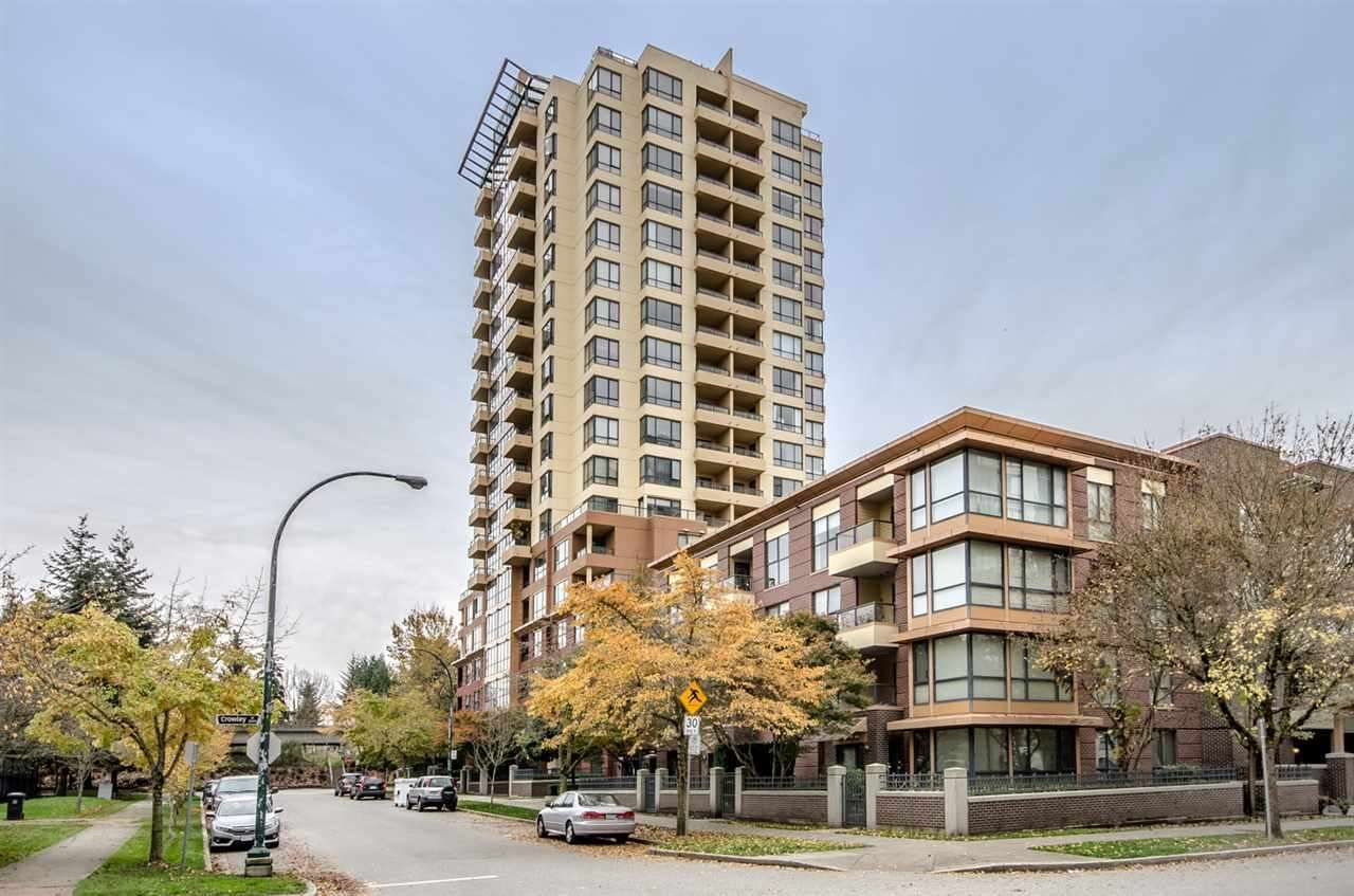 Main Photo: 608 5288 MELBOURNE STREET in : Collingwood VE Condo for sale : MLS®# R2215261