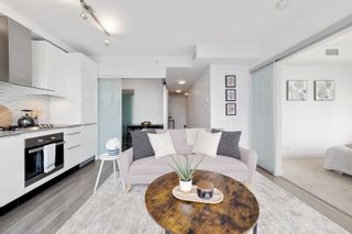 """Photo 1: 1505 1283 HOWE Street in Vancouver: Downtown VW Condo for sale in """"TATE"""" (Vancouver West)  : MLS®# R2625032"""