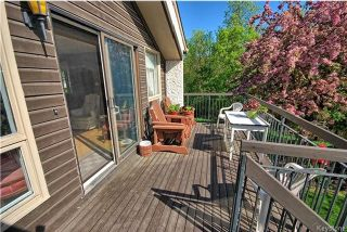 Photo 16: 601 St Anne's Road in Winnipeg: Meadowood Condominium for sale (2E)  : MLS®# 1713660