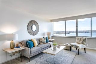 """Photo 4: 1903 1835 MORTON Avenue in Vancouver: West End VW Condo for sale in """"Ocean Towers"""" (Vancouver West)  : MLS®# R2530761"""