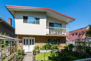 Photo 1: 4863 BALDWIN Street in Vancouver: Victoria VE House for sale (Vancouver East)  : MLS®# R2372578