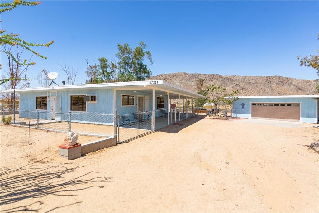 Main Photo: 67326 Whitmore Road in 29 Palms: Residential for sale (DC711 - Copper Mountain East)  : MLS®# OC21171254